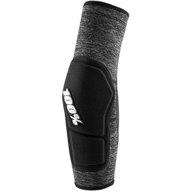 100% Ridecamp Elbow Guards grey heather/black
